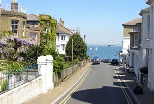 Seaview Isle of Wight, a Perfect Holiday Location for a Short Break