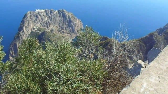 Des hauteurs de Bejaïa, sur la côte est algérienne, la nature est plus belle que jamais.
