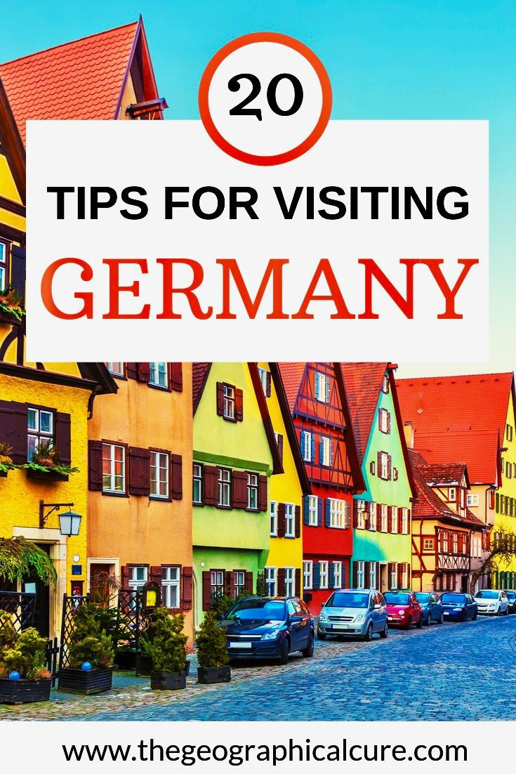 I have now compiled the ultimate list of tips for visiting Germany. These are vi…