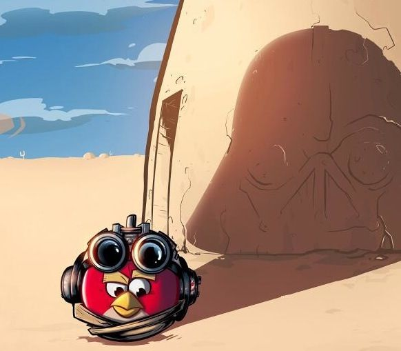17 best images about angry birds star wars ii on pinterest - Angry birds star wars 8 ...