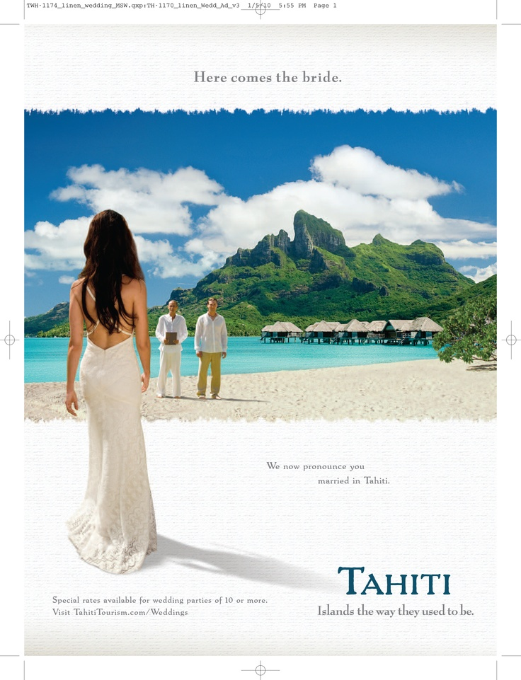 49 Best Tahitian Wedding.... Images On Pinterest