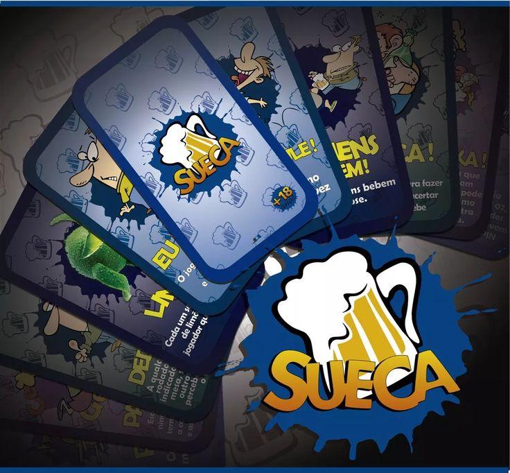 jogo sueca - baralho personalizado (60 cartas)