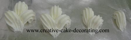 nadri jewelry Cake decorating technique  shell  cakes