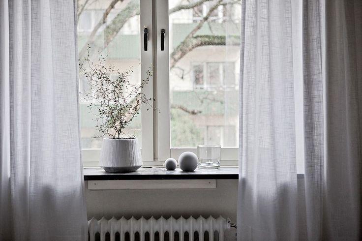 Rofyllt läge med fönster mot föreningens andra skyddade innergård. Eklandagatan 54C - Bjurfors