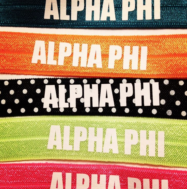 Would be cute to have Kappa Alpha Theta headbands for events! #theta1870