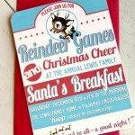 Fun Themes for Christmas Party and Invitation Cards