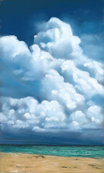 daily painting cloud study by ~classina on deviantART                                                                                                                                                                                 More
