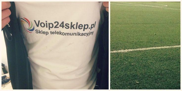 Nasz sklep ma swoją amatorską drużynę piłkarską - mecze rozgrywają się w ramach Piłkarskiej Ligii Amatorów siernieczek.pl  Trzymajcie kciuki! :)