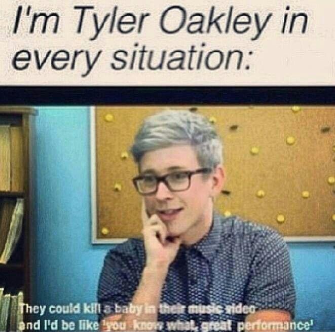 who is tyler oakley