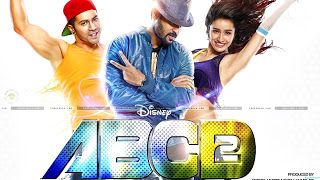 ABCD 2 (2015) Bollywood Movie Songs Free Download