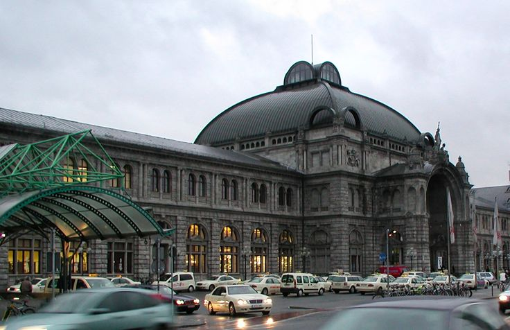 Hauptbahnhof - Train Station