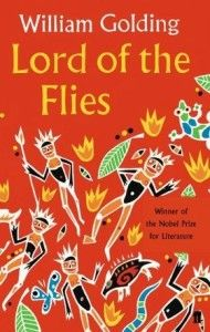 Lord of the Flies. By William Golding A group of preteen boys are stranded on an island after an airplane crash in which there are no adult survivors. At first it seems as if it is going to be great fun without adult supervision but it soon deteriorates into a struggle for dominance...