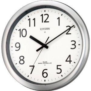 Luxury Watch Brands - CITIZEN (シチズン) 掛け時計 パルウエーブM437 電波時計 8MY437-019 | 最新の時間センター