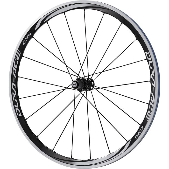 Shimano Dura Ace 9000 C35 CL Wheels - Pair   Factory Road Wheels   Merlin Cycles - Only £1,069.99