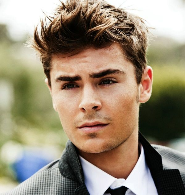 Zac Efron 2016 Hairstyle