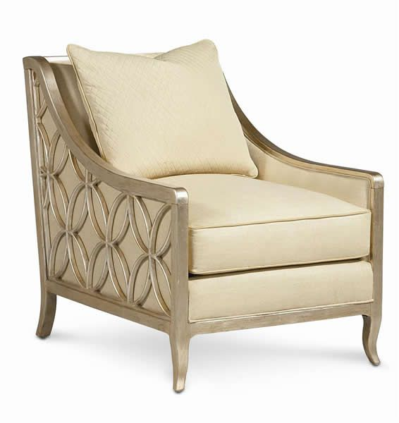 Social Butterfly Upholstered Chair $1450