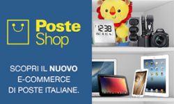 Poste Shop in occasione del nuovo negozio online, offre la spedizione gratuita su tutti gli ordini di almeno 19 euro di spesa. APPROFITTANE!