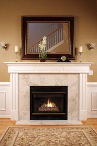 Granite Fireplace Hearths Waukesha | Marble Surrounds Milwaukee ...