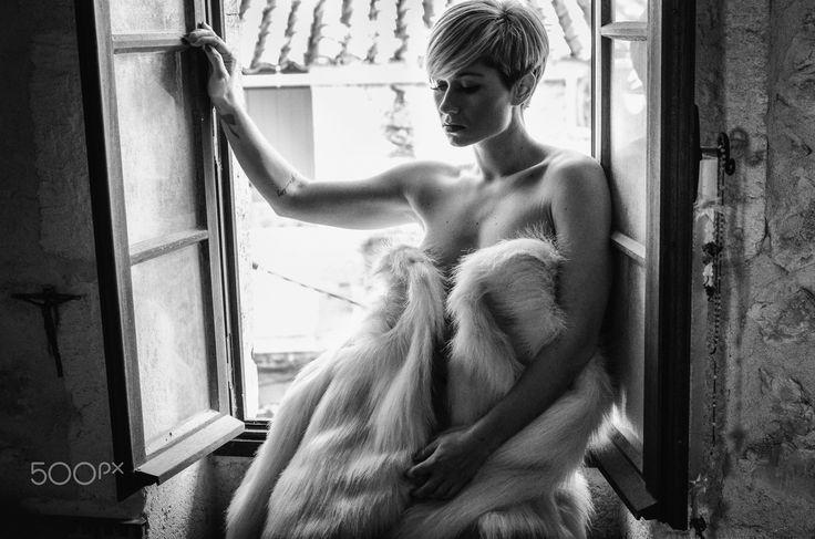 Amandine Glam - Portrait