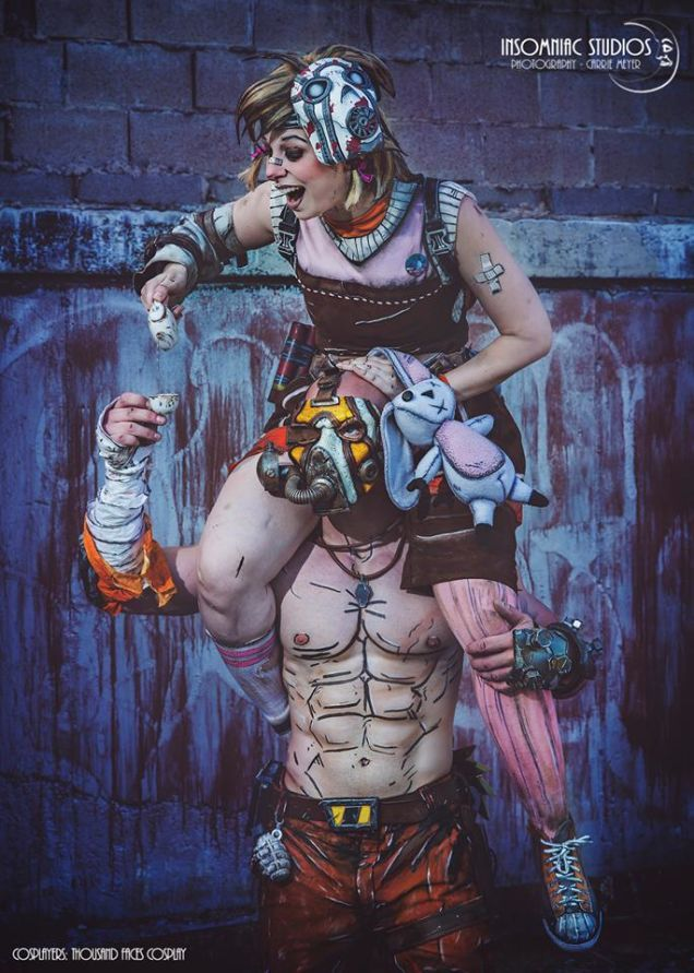These 'Borderlands' Cosplayers Look Like They Jumped Out Of The Game
