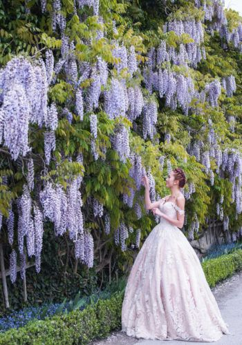 Salzburg and Hallstatt Fairytale Prenup with Camille Co - Gown CoExist by Camille Co