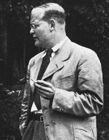 Dietrich Bonhoeffer, martyr