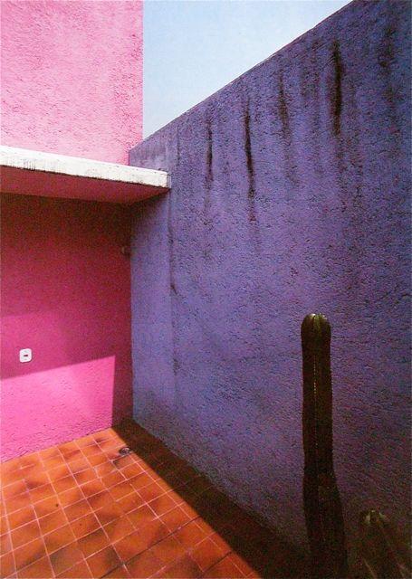 luis barragan #color #terraza