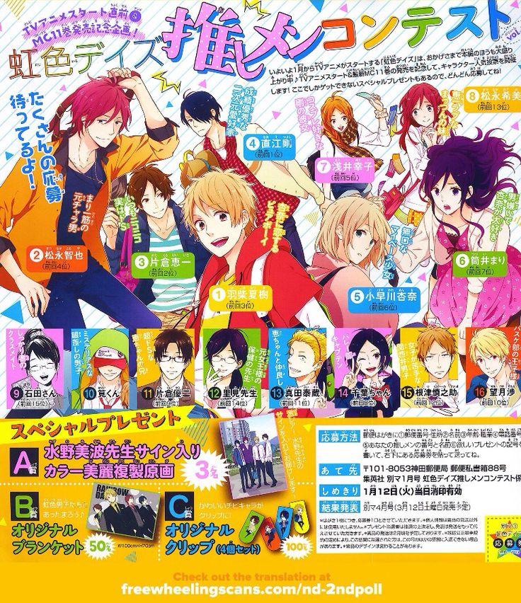 Nijiiro Days - Rainbow Days