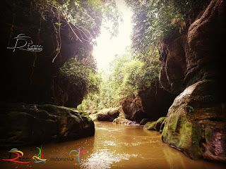 Sungai Kopu Green Canyon Ala Riau | RIAU DAILY PHOTO