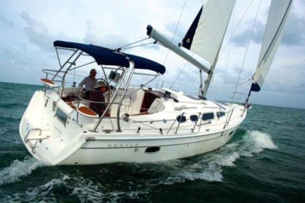 100's of new and used Hunter Sailboats for #sale on #industry MLS. - http://rite.ly/jDsn