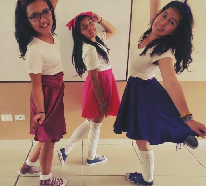 Las amo! (: