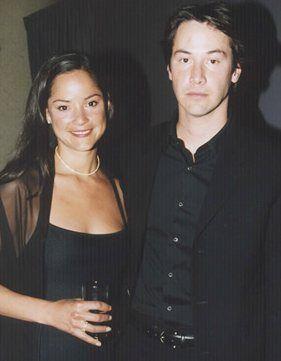 Kim & Keanu Reeves