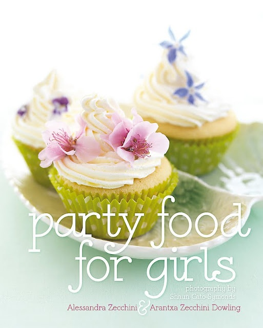 Party food for girls only!