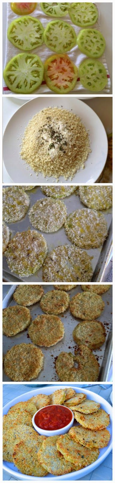 Oven-Fried Green Tomatoes                                                                                                                                                                                 More