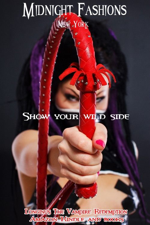 """Longinus The Vampire: Redemption  """"Show your wild side...""""  Amazon books and Kindle  www.longinusthevampire.com  #vampires #demons #horror #sexy"""