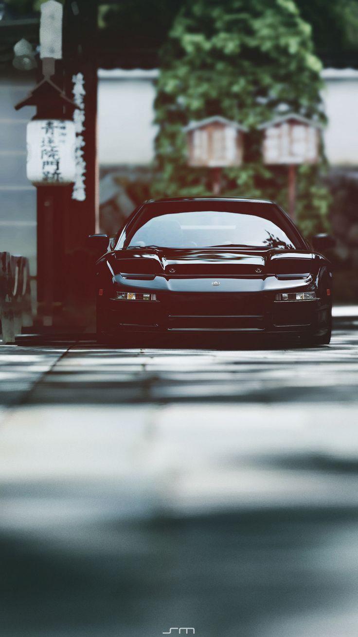 Honda NSX 日本の国内市場 : Photo