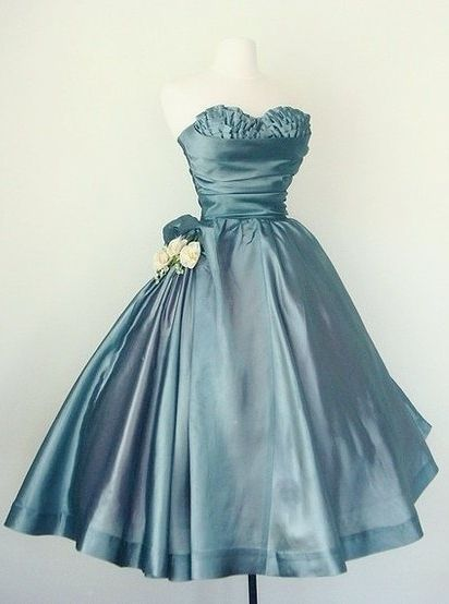 78 Best ideas about 1950s Prom Dress on Pinterest - Pretty dresses ...