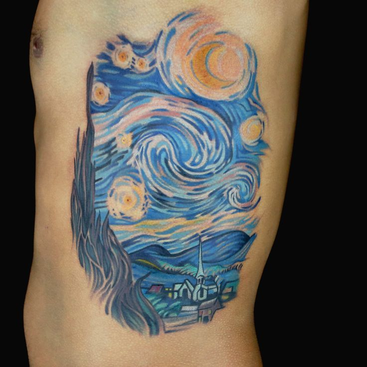 fine art tattoos