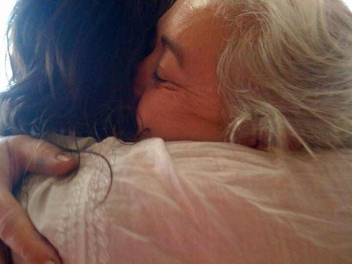 Kram som kommer från hjärtat