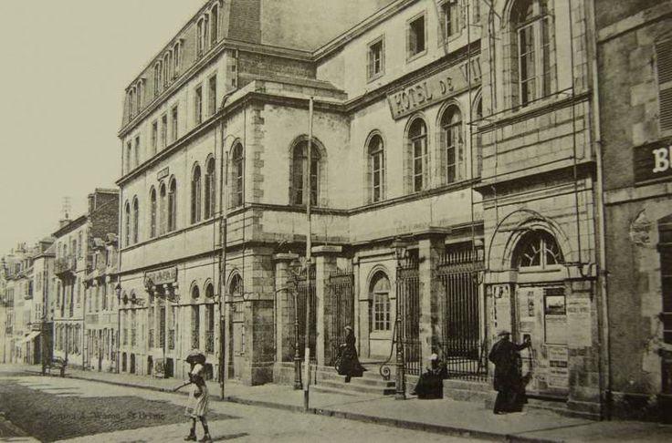 Hôtel de Ville ~ Rue de l Hôpital - Si Lorient m'était conté