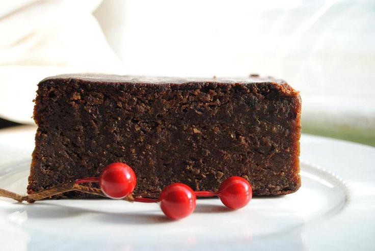 Caribbean Black Cake Recipe — Dishmaps