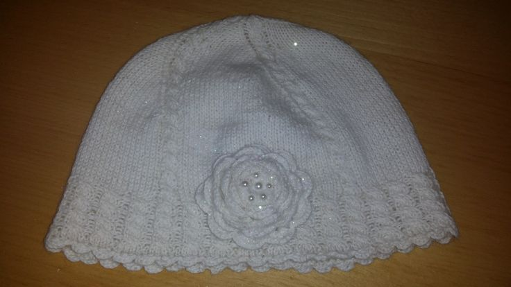 Hat for my loving friend Marian - my own design