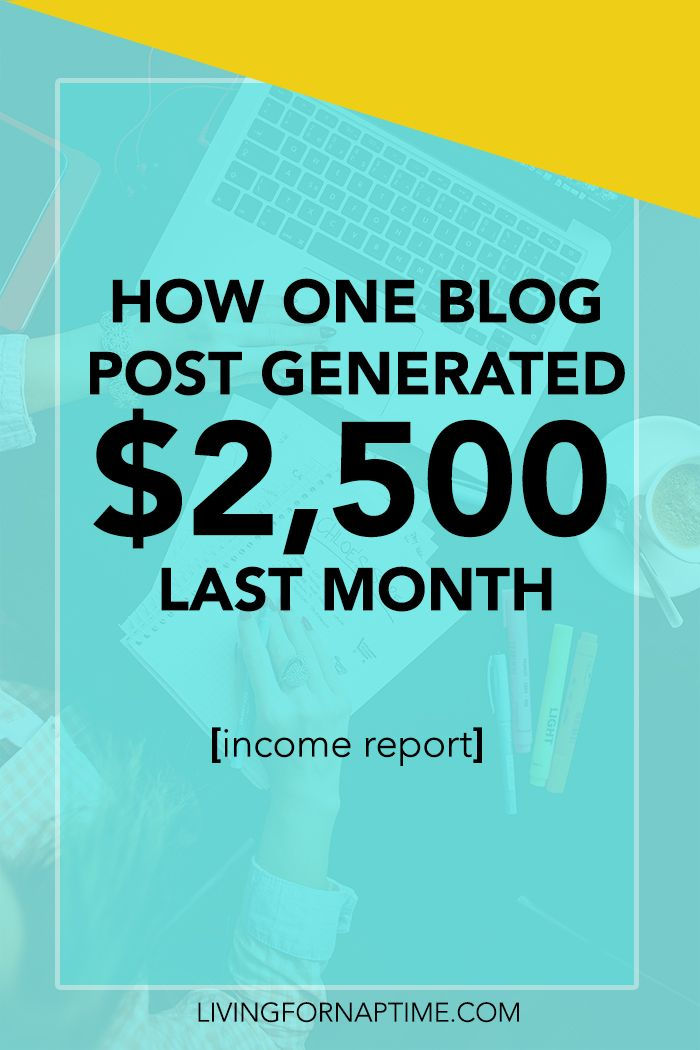 If you've ever wondered what happens when a blog post viral..this is a great play-by-play on traffic & earnings!