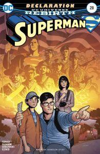 Mild Mannered Reviews  Superman #28