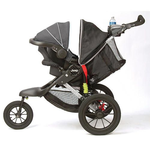 J Is For Jeep Wrangler Sport Jogger Stroller Gecko