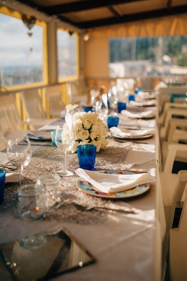 Soft & Romantic Italy Destination Wedding