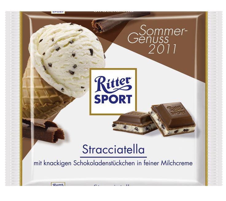 RITTER SPORT Stracciatella (2011)