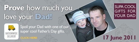 Super range of Father's Day Gifts