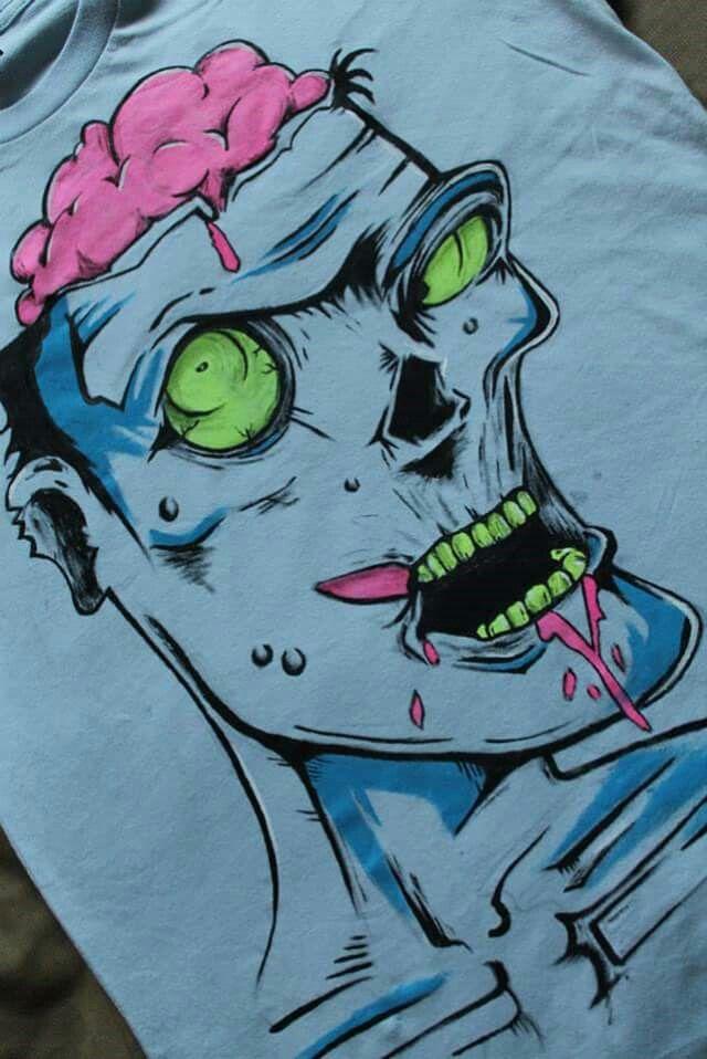 Zombie  Diseño a pedido