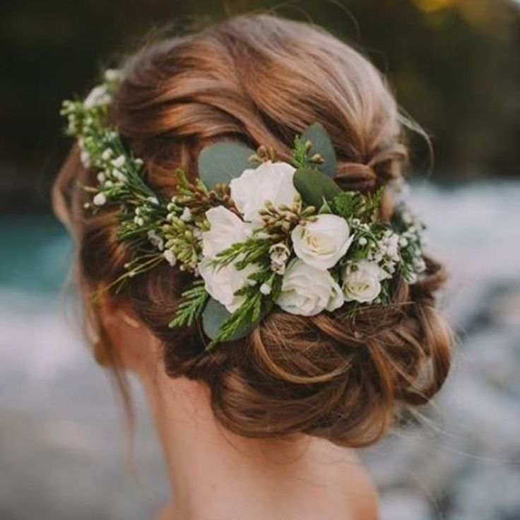 """2,131 Likes, 14 Comments - You & Your Wedding (@youyourwedding) on Instagram: """"Keeping it real #Repost @the_bride_diaries_ ・・・ Effortless  bridalhair #plaits #braids #updos…"""""""